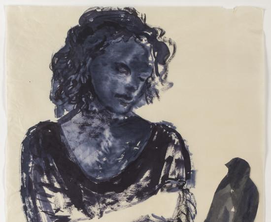 Astrid de La Forest, Étude n°2, 2019