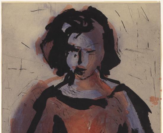 Astrid de La Forest, Sans titre (Figure n°7), 2019