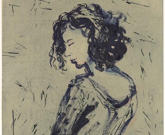 Astrid de La Forest, Sans titre (Figure n°3), 2018