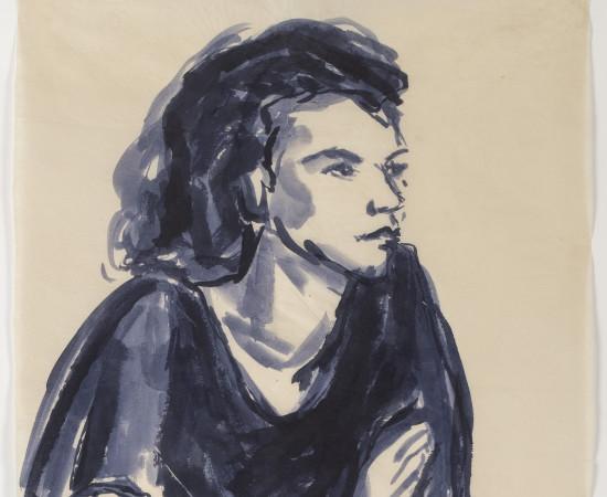 Astrid de La Forest, Étude n°1, 2019