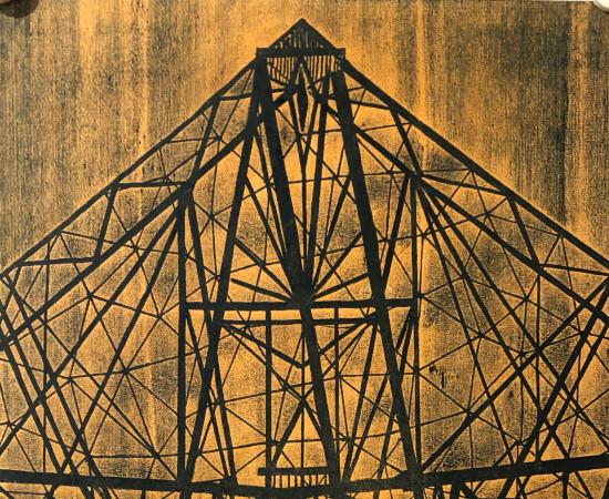 Jenny Robinson, No obvious monuments - #9, 2021