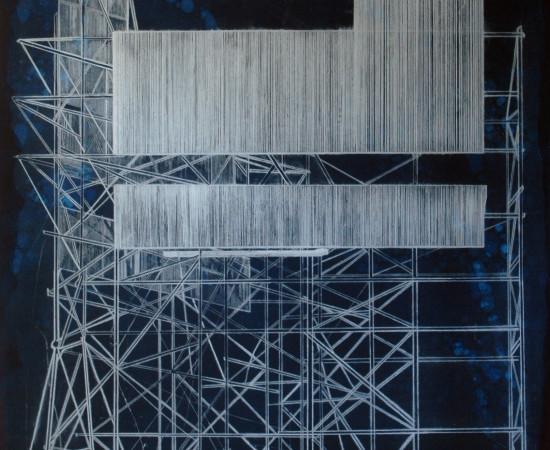 Jenny Robinson, Above L.A., 2016