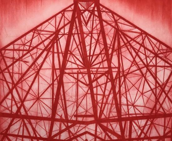 Jenny Robinson, Structure #4, 2021