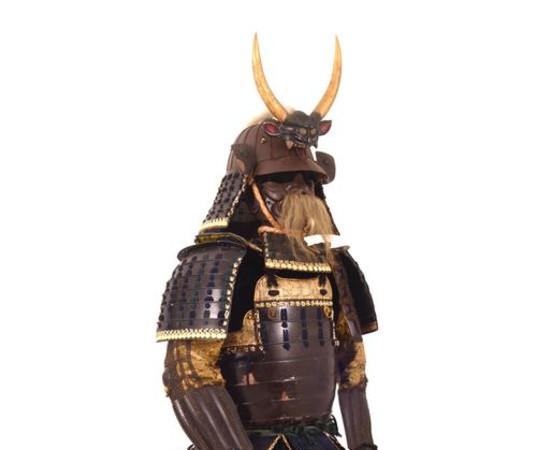 Katchu Shi, Hosokawa Clan Samurai Armor, c. 1840