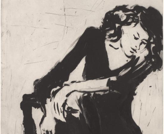 Astrid de La Forest, Sans titre (Figure n°14), 2019