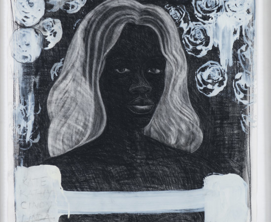 <span class=&#34;artist&#34;><strong>Kerry James Marshall</strong></span>, <span class=&#34;title&#34;><em>Untitled (Self-portrait) Supermodel</em>, 1994</span>