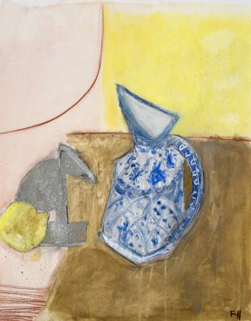 <span class=&#34;artist&#34;><strong>Felice Hodges</strong></span>, <span class=&#34;title&#34;><em>Majolica Jug</em></span>