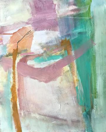 "<span class=""artist""><strong>Trudy Montgomery</strong></span>, <span class=""title""><em>A New Beginning</em></span>"