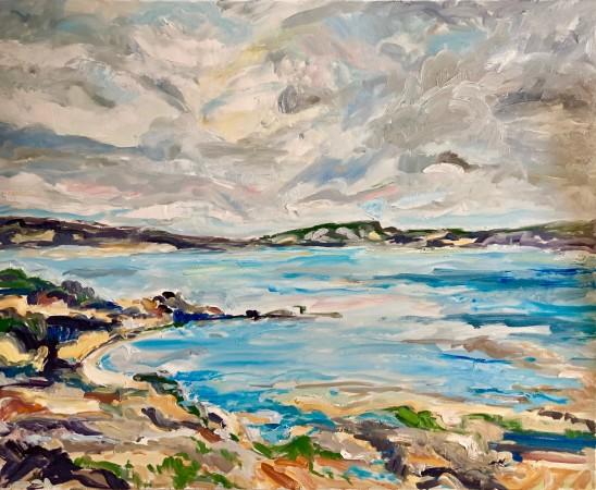 "<span class=""artist""><strong>Fi Katzler</strong></span>, <span class=""title""><em>Coastal Hues (London Gallery)</em></span>"