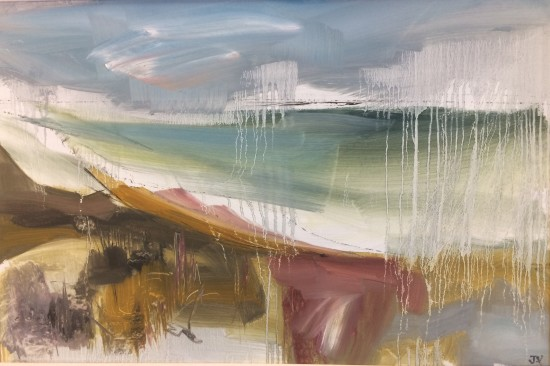 <span class=&#34;artist&#34;><strong>Jo Vollers</strong></span>, <span class=&#34;title&#34;><em>Chesil Beach</em></span>