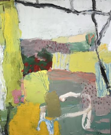 <span class=&#34;artist&#34;><strong>David Pearce</strong></span>, <span class=&#34;title&#34;><em>Still Life Al Fresco</em></span>