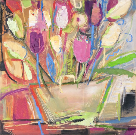 <span class=&#34;artist&#34;><strong>Emma Haggas</strong></span>, <span class=&#34;title&#34;><em>Wacky Tulips</em></span>