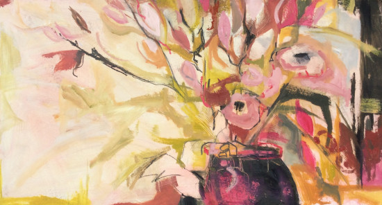 <span class=&#34;artist&#34;><strong>Emma Haggas</strong></span>, <span class=&#34;title&#34;><em>Spring Magnolia</em></span>