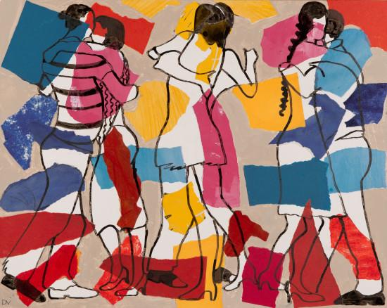 "<span class=""artist""><strong>Dione Verulam</strong></span>, <span class=""title""><em>Tango II (London Gallery)</em></span>"