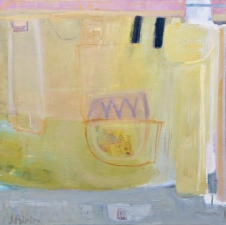 <span class=&#34;artist&#34;><strong>Shirin Tabeshfar Houston</strong></span>, <span class=&#34;title&#34;><em>Sand Castle</em></span>
