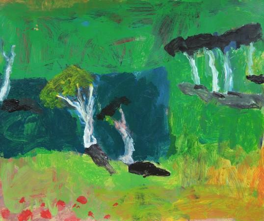 """<span class=""""artist""""><strong>David Pearce</strong></span>, <span class=""""title""""><em>Oceanic Garden</em></span>"""