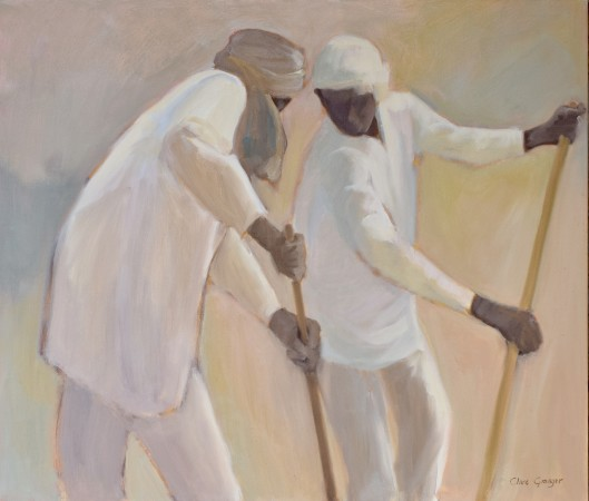 <span class=&#34;artist&#34;><strong>Clare Granger</strong></span>, <span class=&#34;title&#34;><em>In White</em></span>