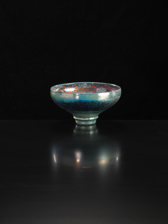 Sutton Taylor, Bowl with Red Spots, 2018