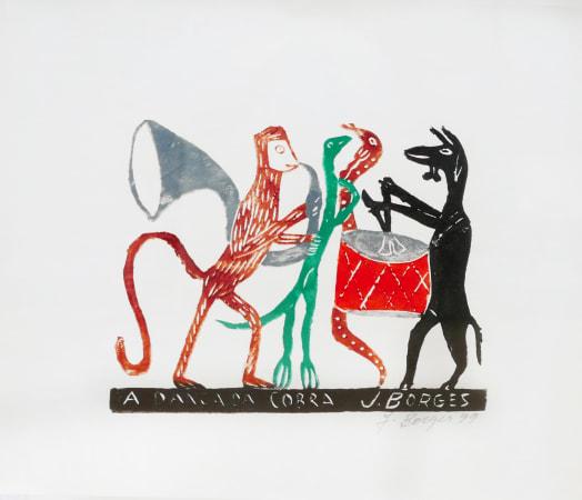 José Borges, A Dancada Cobia - The Cobia Dance, 1999