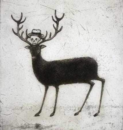 Alasdair Wallace, Ancestor Figure , 2015