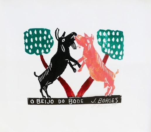 José Borges, O Beijo do Bode - The Bull Kiss, 1999