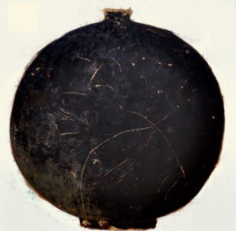 Richard Nott, Black Flask, 2020