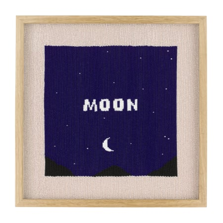 Rose Blake, Moon (All the Blue in the World), 2018