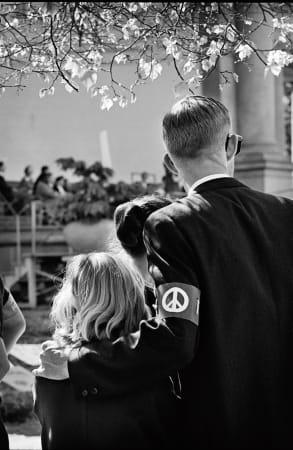 Jim Marshall, San Francisco, Peace Walk for Nuclear Disarmament, 1962