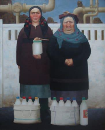 Bakhtiyor Umarov, Milk Women, 2009