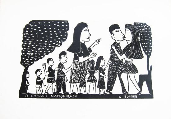 José Borges, O Casado Namorrador - The Married Boyfriend, 1986