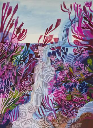 Ashley Amery, Kelp Blossom, 2020