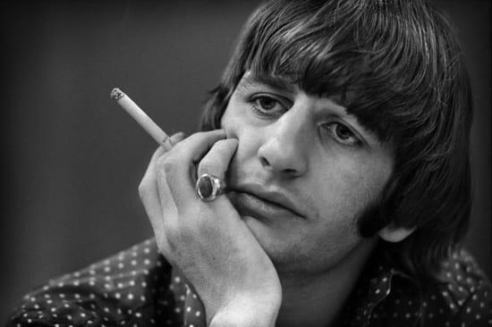 Jim Marshall, Ringo Starr, The Beatles Last Live Concert Candlestick Park San Francisco, California, 1966