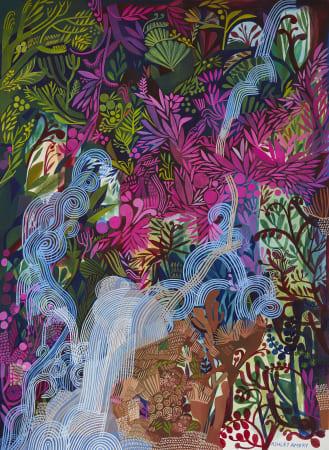 Ashley Amery, Guava Jungle, 2020