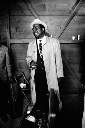 Jim Marshall, Thelonious Monk, Monterey Jazz Festival, 1964