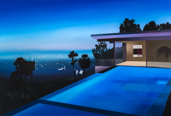 Laurence Jones, Luminous Hills House, 2021