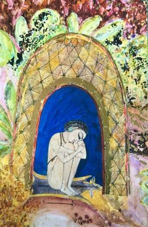 Katherine Virgils, Yogi Miniature No. 59, 2016