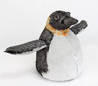 Ross Bonfanti, Penguin c675, 2017