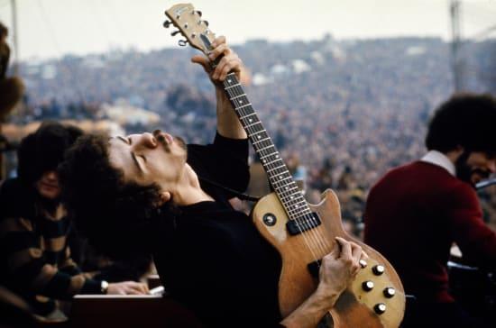Jim Marshall, Carlos Santana, Altamont, 1969