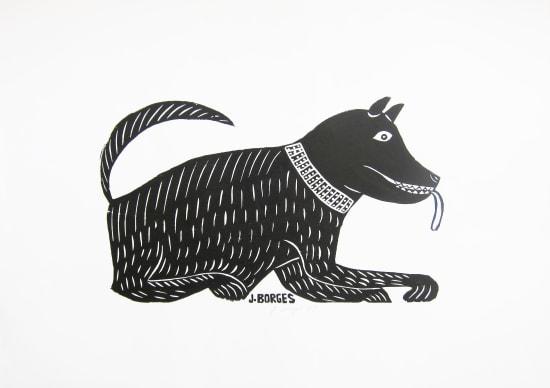 José Borges, Dog, 1999
