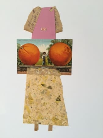 Jerry Jeanmard, Navel Oranges, 2016