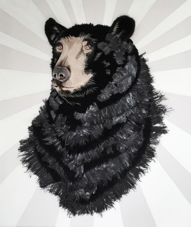 <span class=&#34;artist&#34;><strong>Karen Nicol</strong></span>, <span class=&#34;title&#34;><em>Bear Headed</em></span>