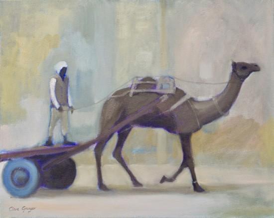 "<span class=""artist""><strong>Clare Granger</strong></span>, <span class=""title""><em>Camel</em></span>"