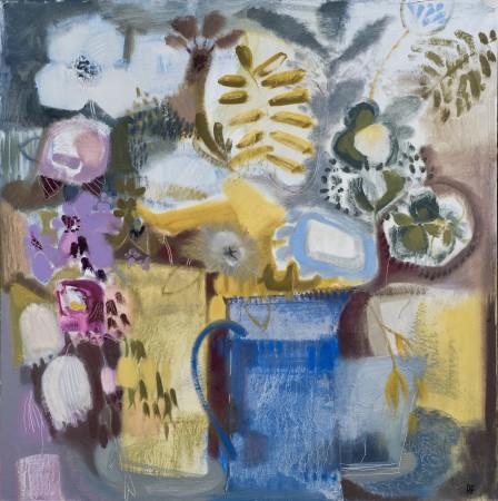 "<span class=""artist""><strong>Annabel Fairfax</strong></span>, <span class=""title""><em>Seedheads and Petals</em></span>"