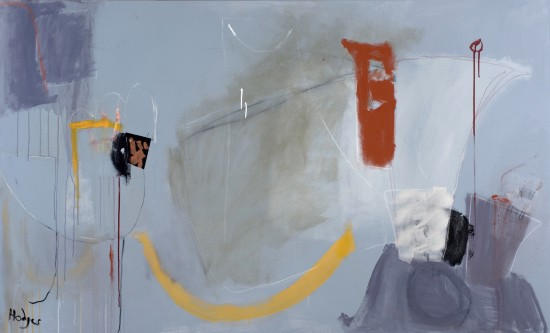 <span class=&#34;artist&#34;><strong>Felice Hodges</strong></span>, <span class=&#34;title&#34;><em>Paris Blue II</em></span>