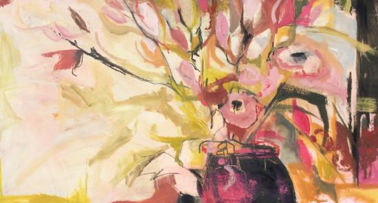 "<span class=""artist""><strong>Emma Haggas</strong></span>, <span class=""title""><em>Spring Magnolia</em></span>"
