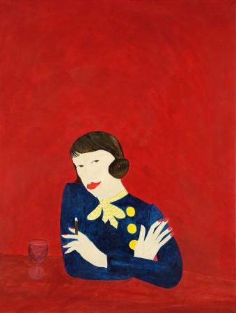 <span class=&#34;artist&#34;><strong>Kate Boxer</strong></span>, <span class=&#34;title&#34;><em>Lotte Lenya</em></span>