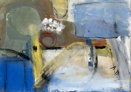 <span class=&#34;artist&#34;><strong>Felice Hodges</strong></span>, <span class=&#34;title&#34;><em>Caribbean Blue</em></span>