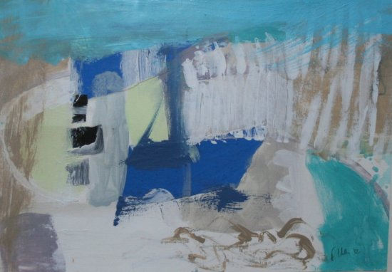 <span class=&#34;artist&#34;><strong>Felice Hodges</strong></span>, <span class=&#34;title&#34;><em>White Cliffs</em></span>