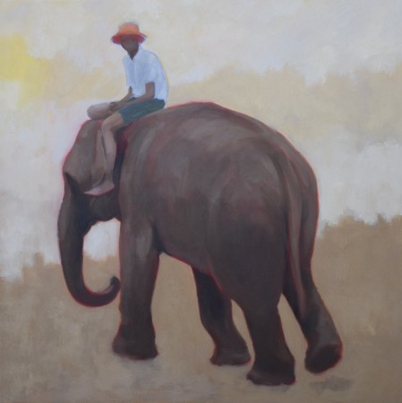"<span class=""artist""><strong>Clare Granger</strong></span>, <span class=""title""><em>Elephant and Boy</em></span>"