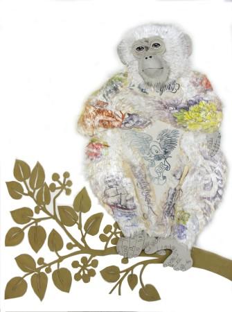 <span class=&#34;artist&#34;><strong>Karen Nicol</strong></span>, <span class=&#34;title&#34;><em>Cheeky Monkey</em></span>